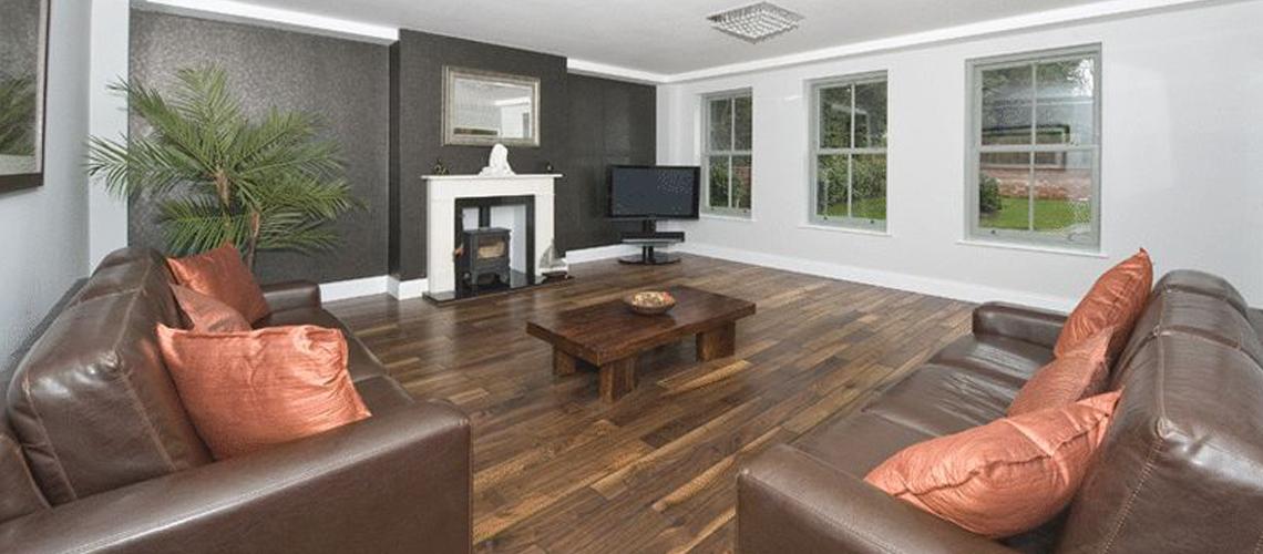 Middlefield Lane Living Room