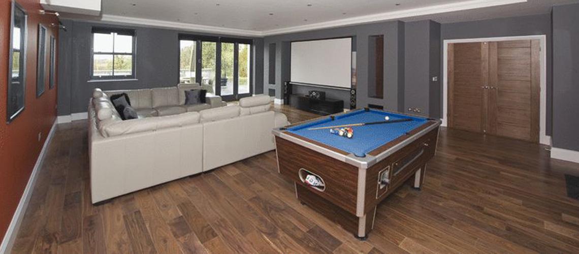 Middlefield Lane Games Room