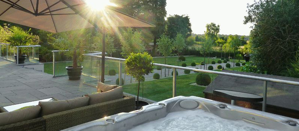 Middlefield Lane Garden