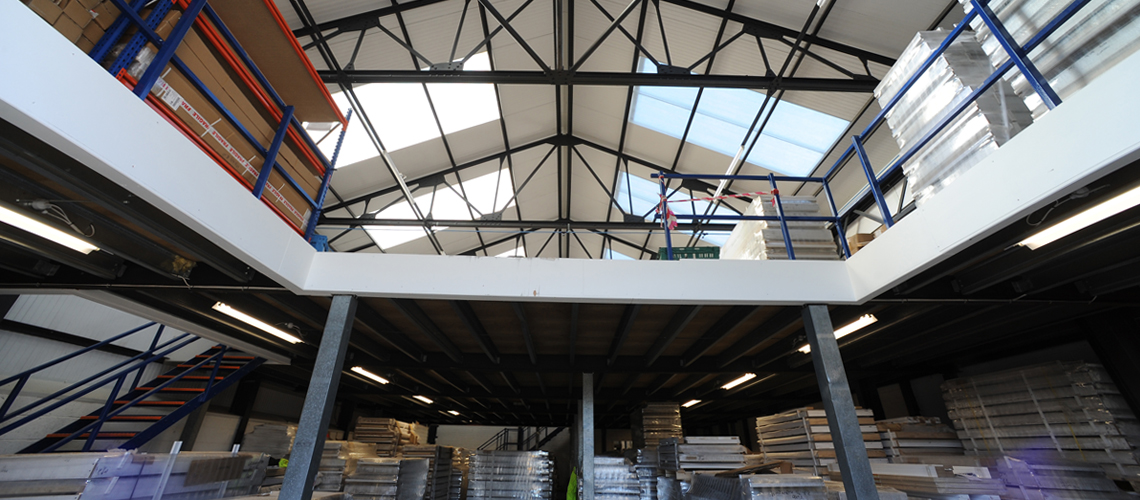 Midlands Building Projects Roof