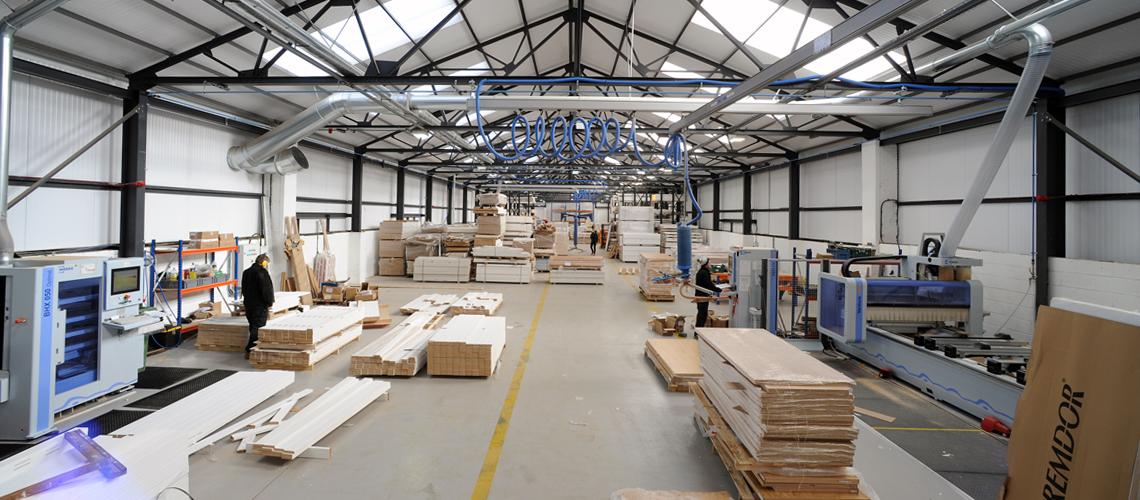 Midlands Building Projects Floor