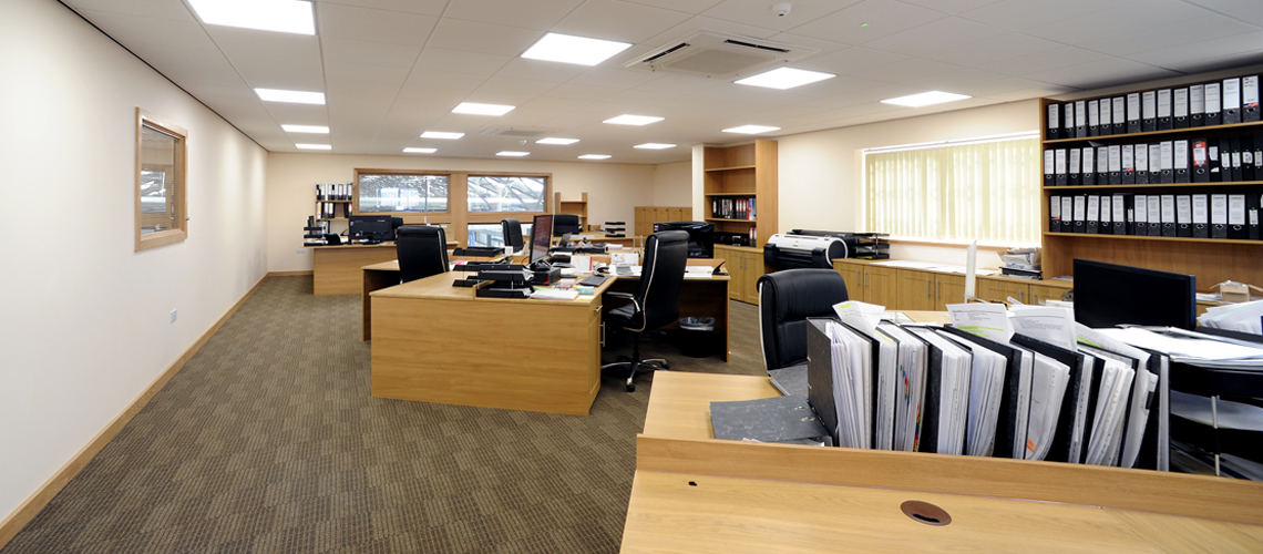 Midlands Building Projects Office