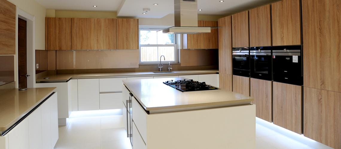 Riley Crescent Kitchen