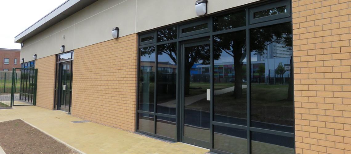 Smithwoods Primary School Entrance