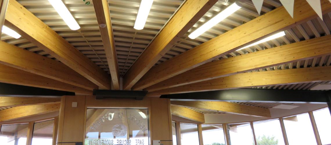 Wychall Primary School Roof