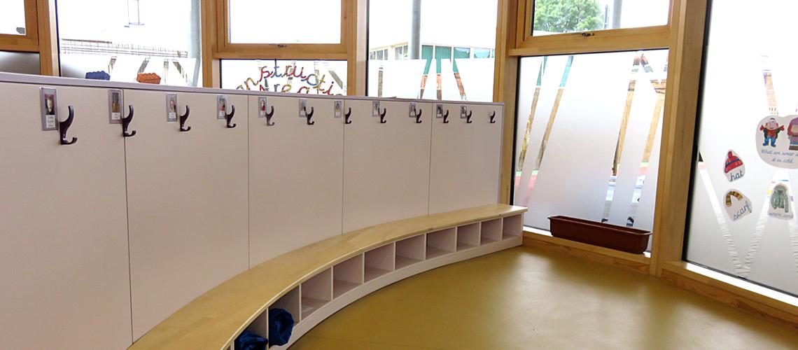Wychall Primary School Lockers