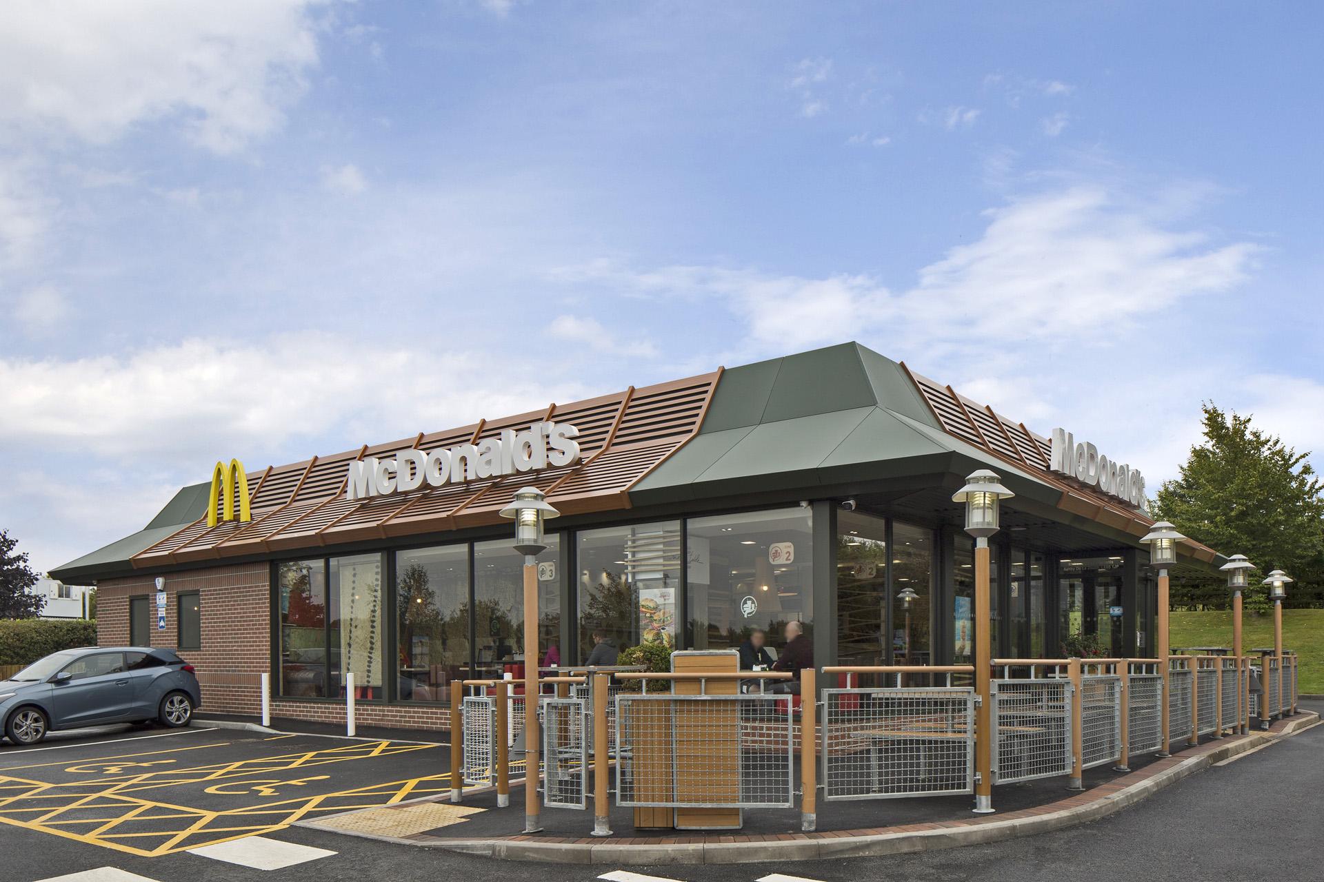McDonalds Groundworks