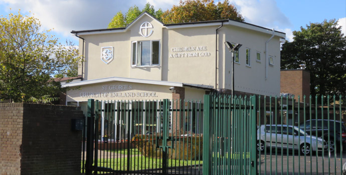 St Georges C of E Primary School