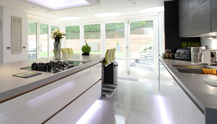 Residential extensions, renovations and refurbishments
