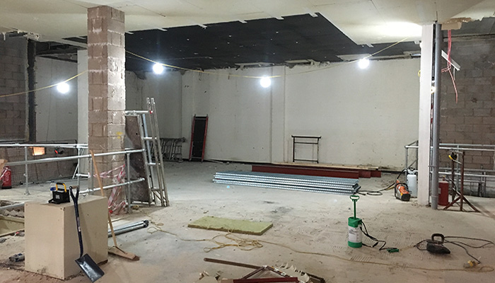 Strip Out & Structural