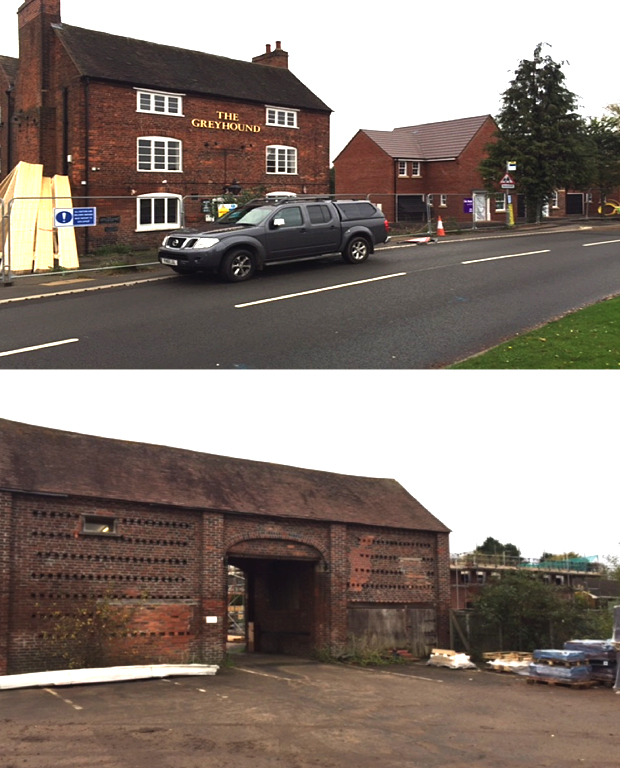 Six new apartments and two barn conversions in Swindon
